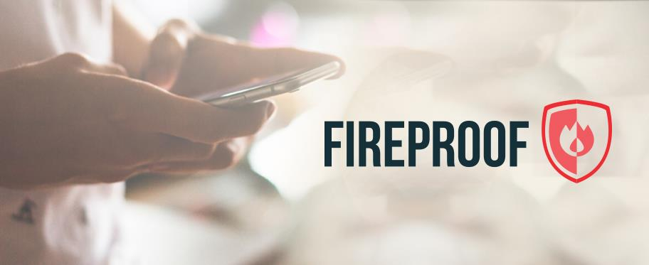 Notifiche push per l'app Fireproof